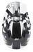 Fox Rampage Race Helmet black/white